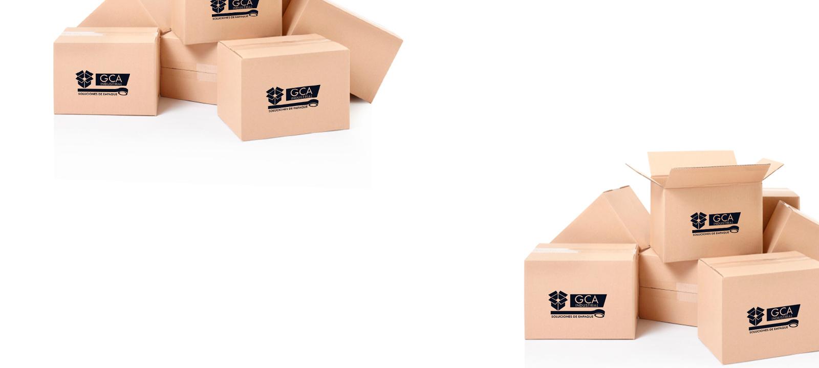 Gca industrial comercializaci n y distribuci n de cajas for Cajas de carton puebla